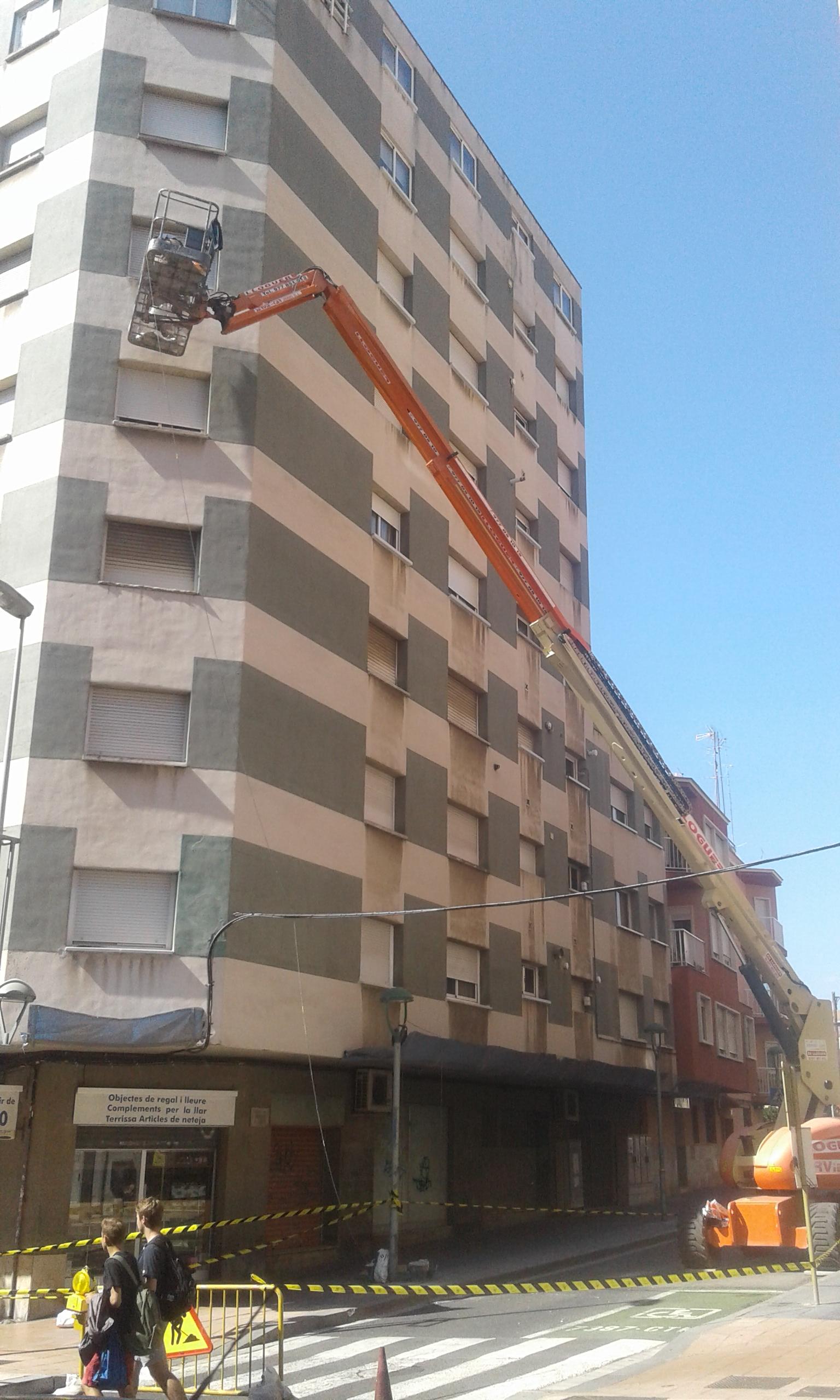 façana rehabilitació
