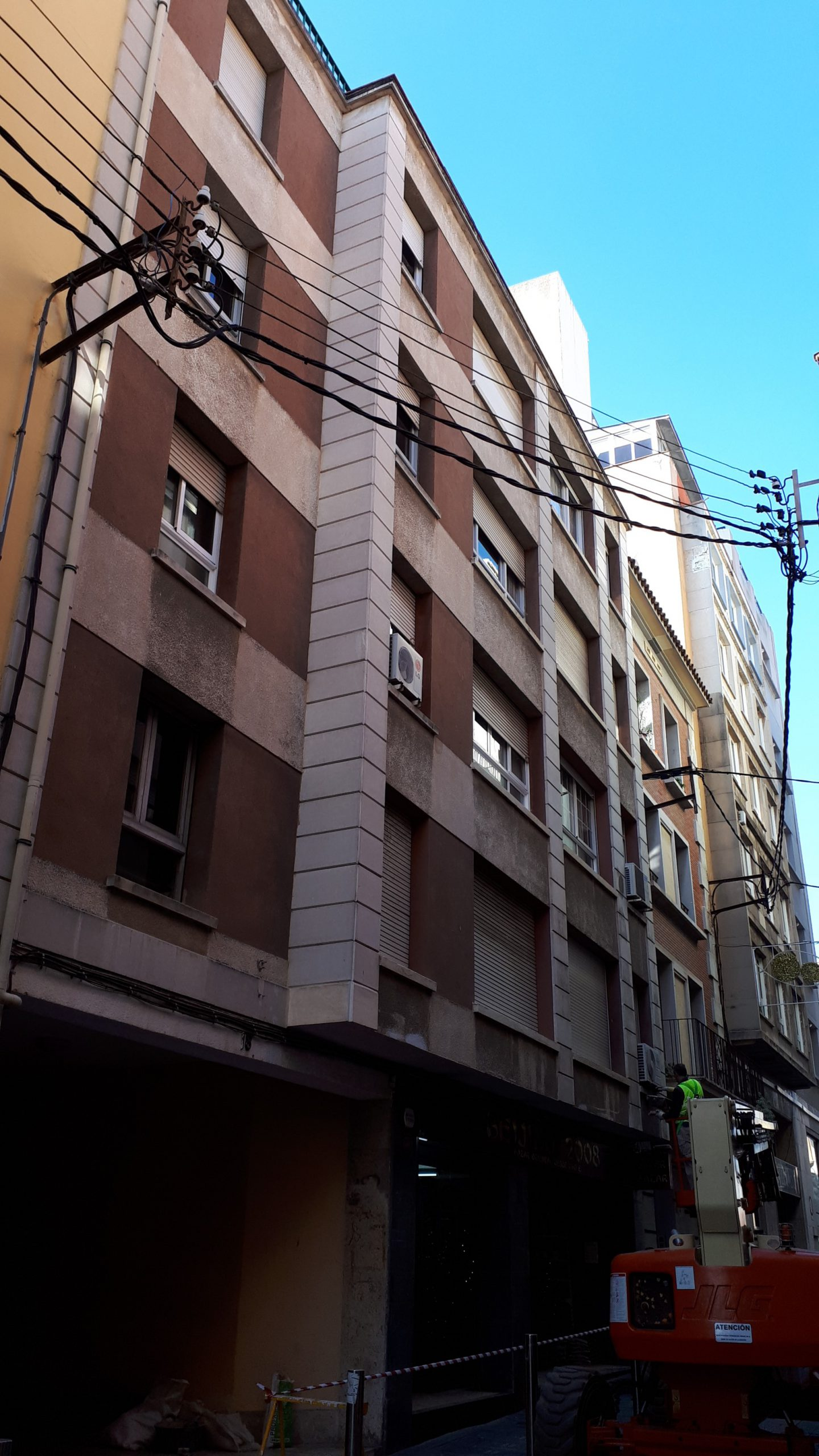fachada reding