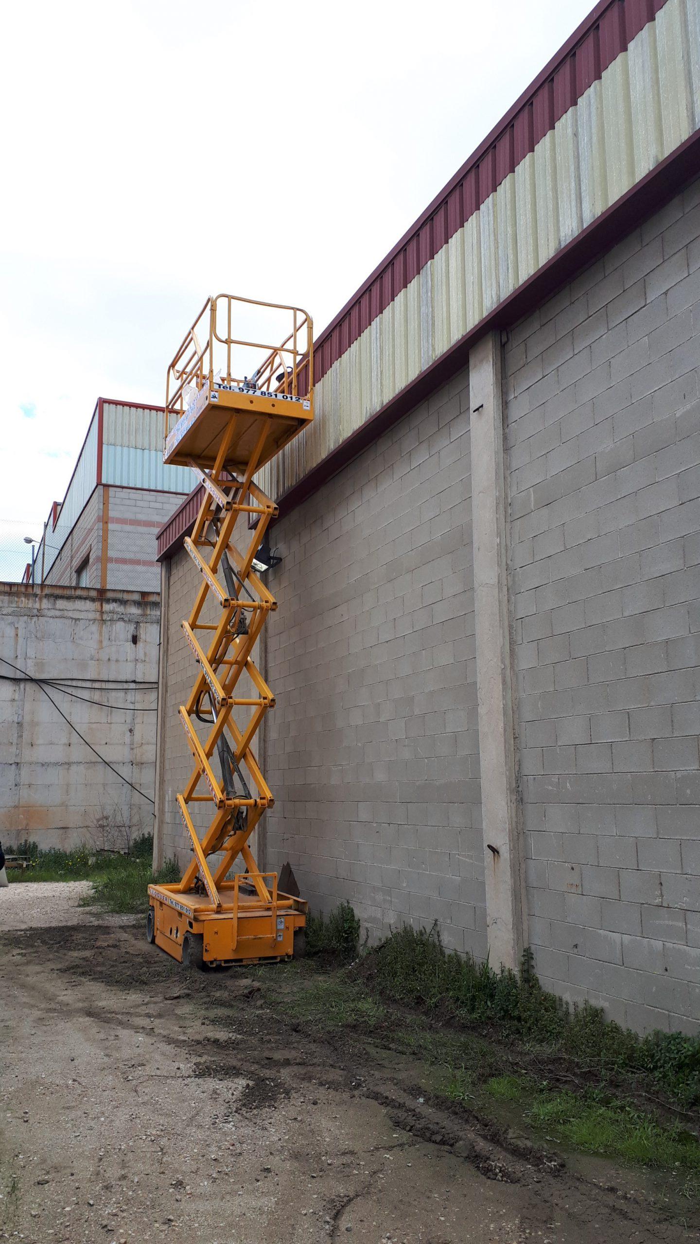 plataforma elevadora tarragona