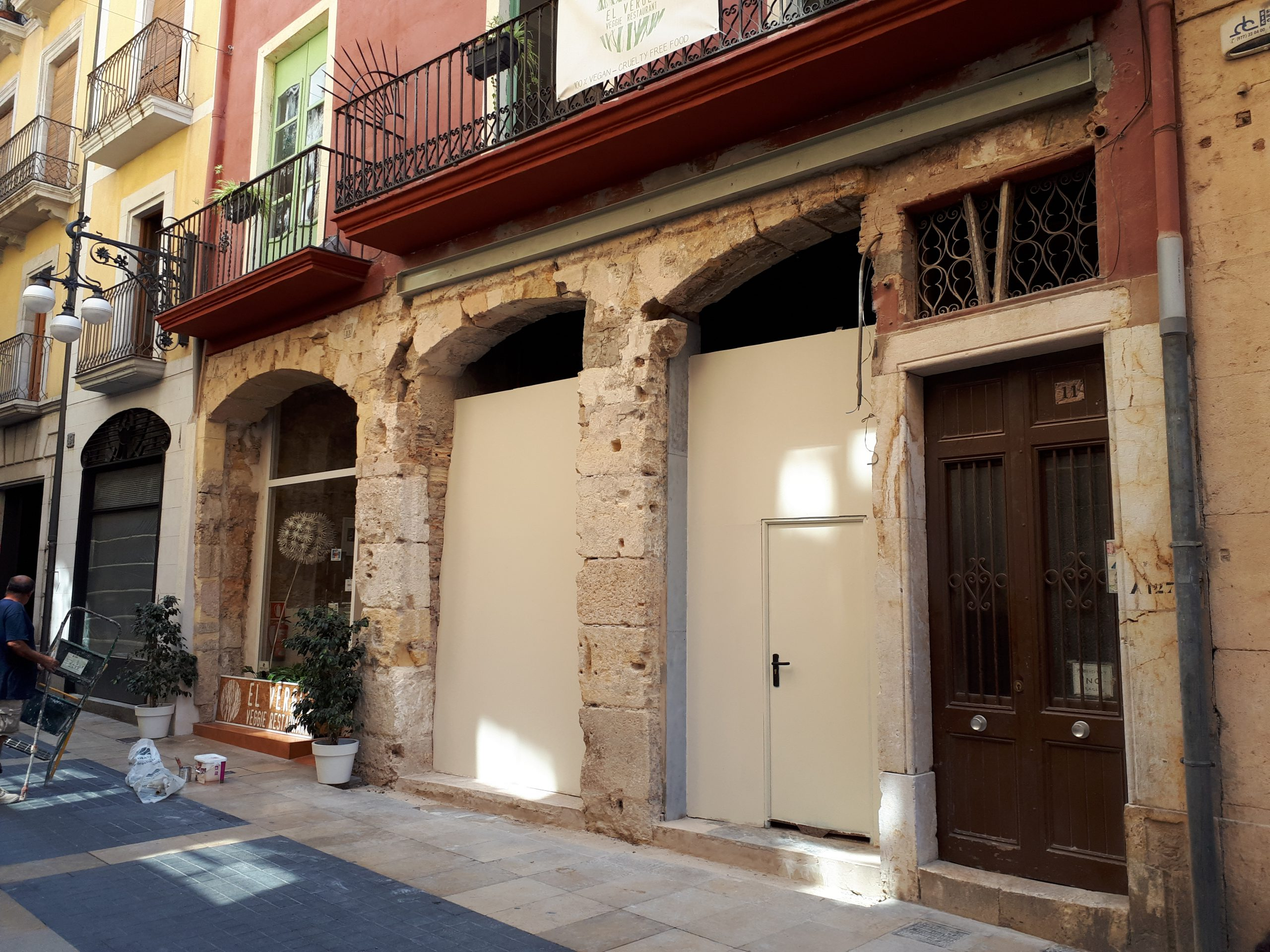 reforma façana exterior
