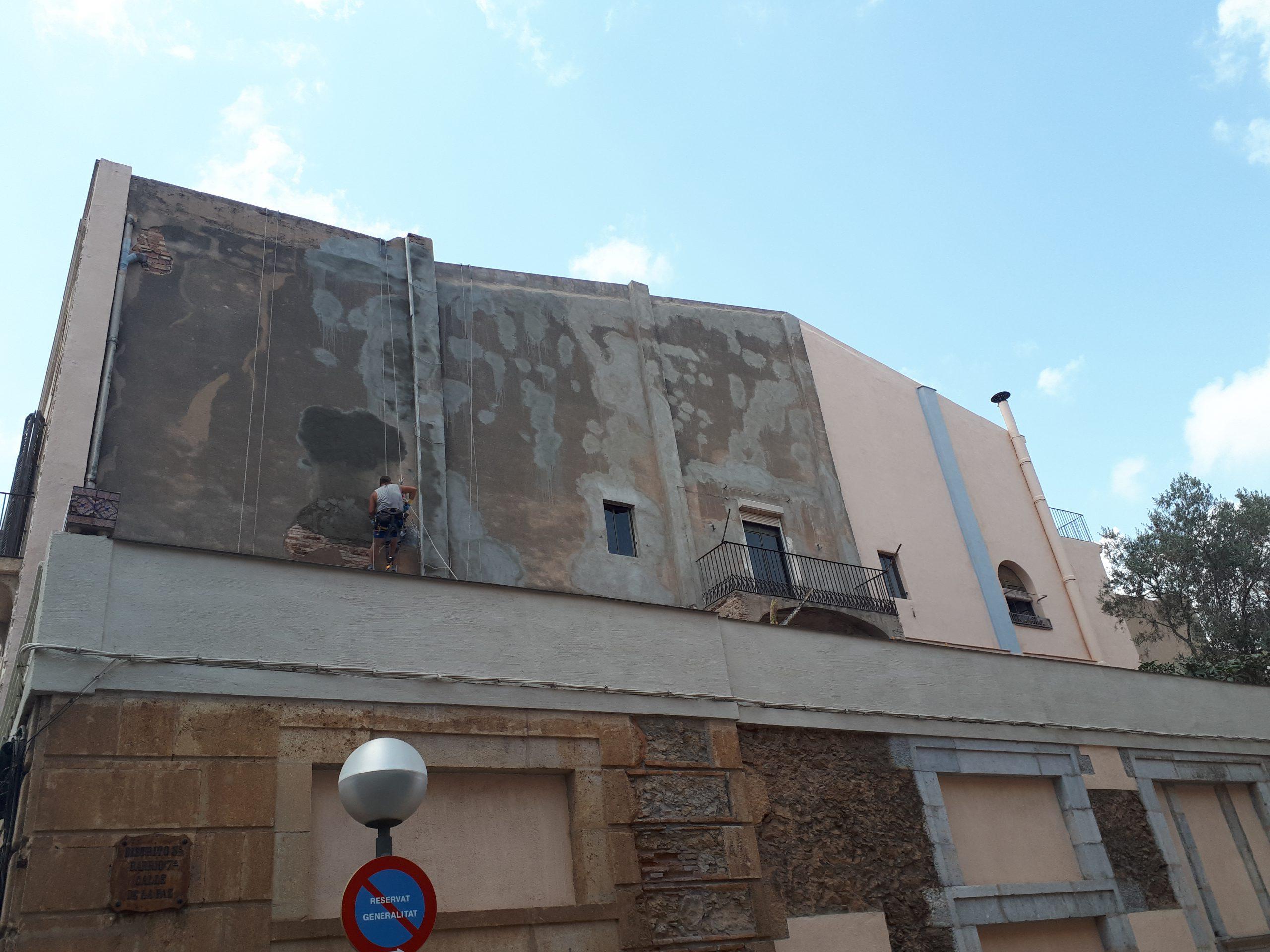 reforma façana