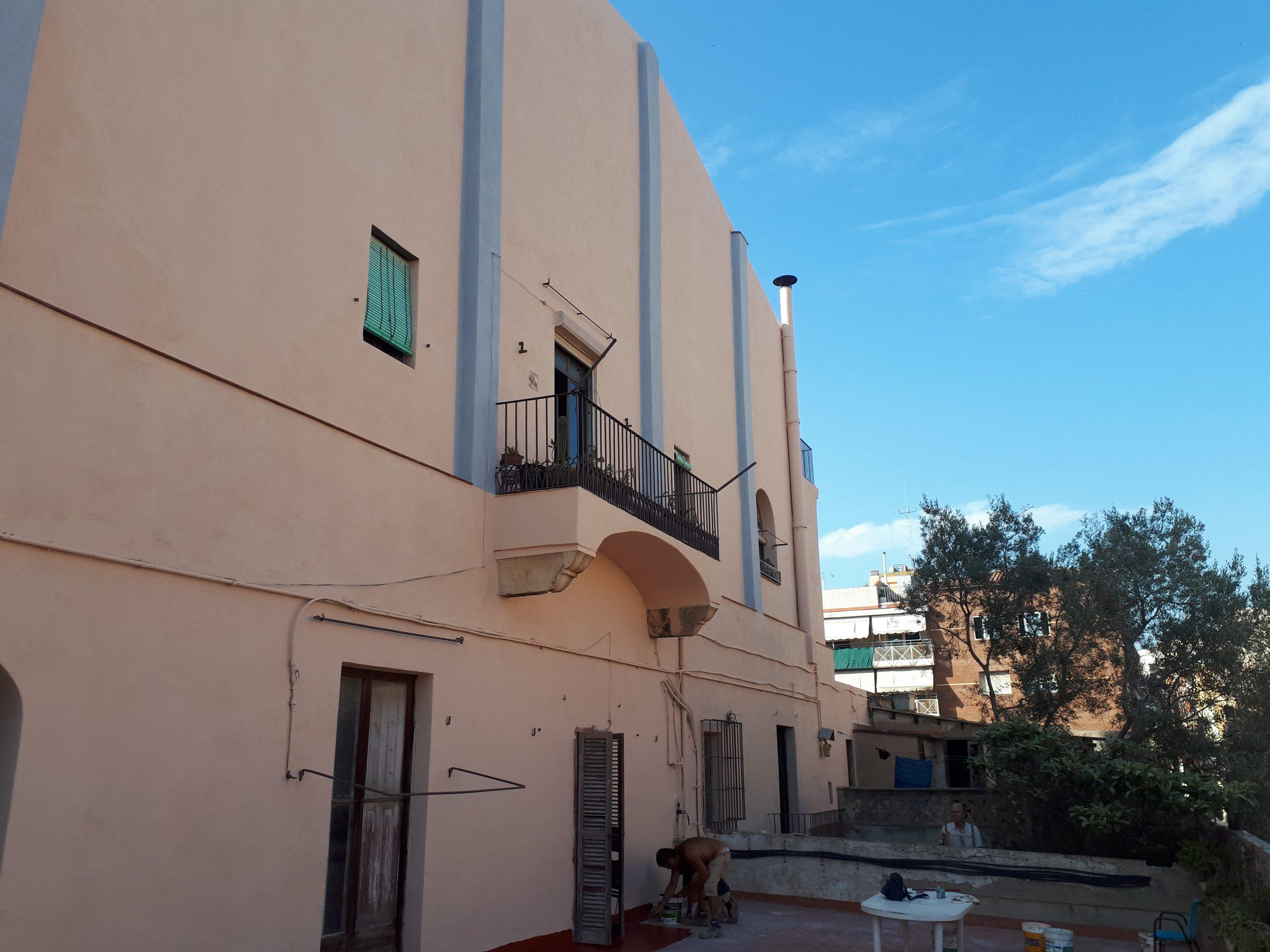 façana lateral tarragona