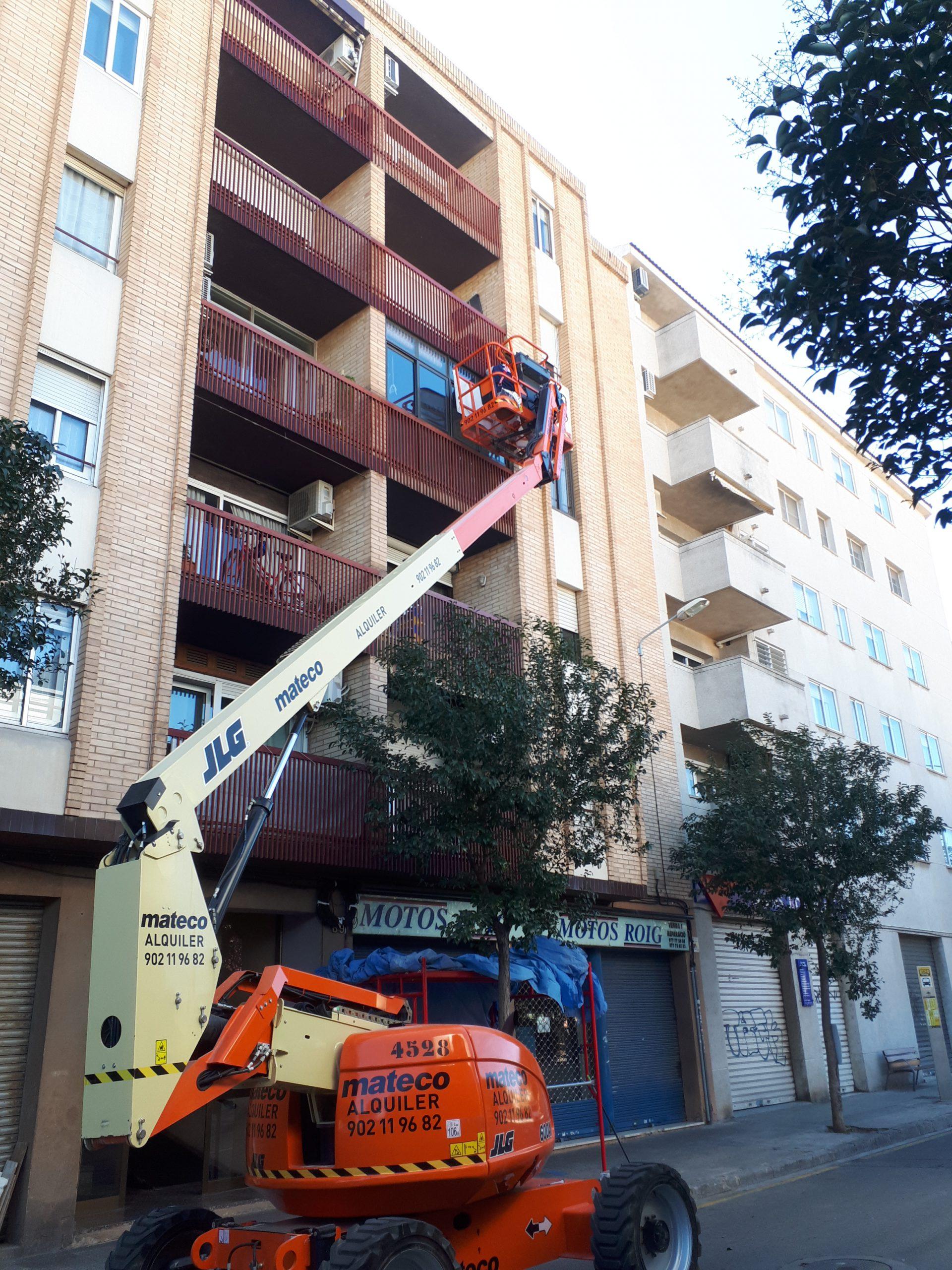 manteniment façana