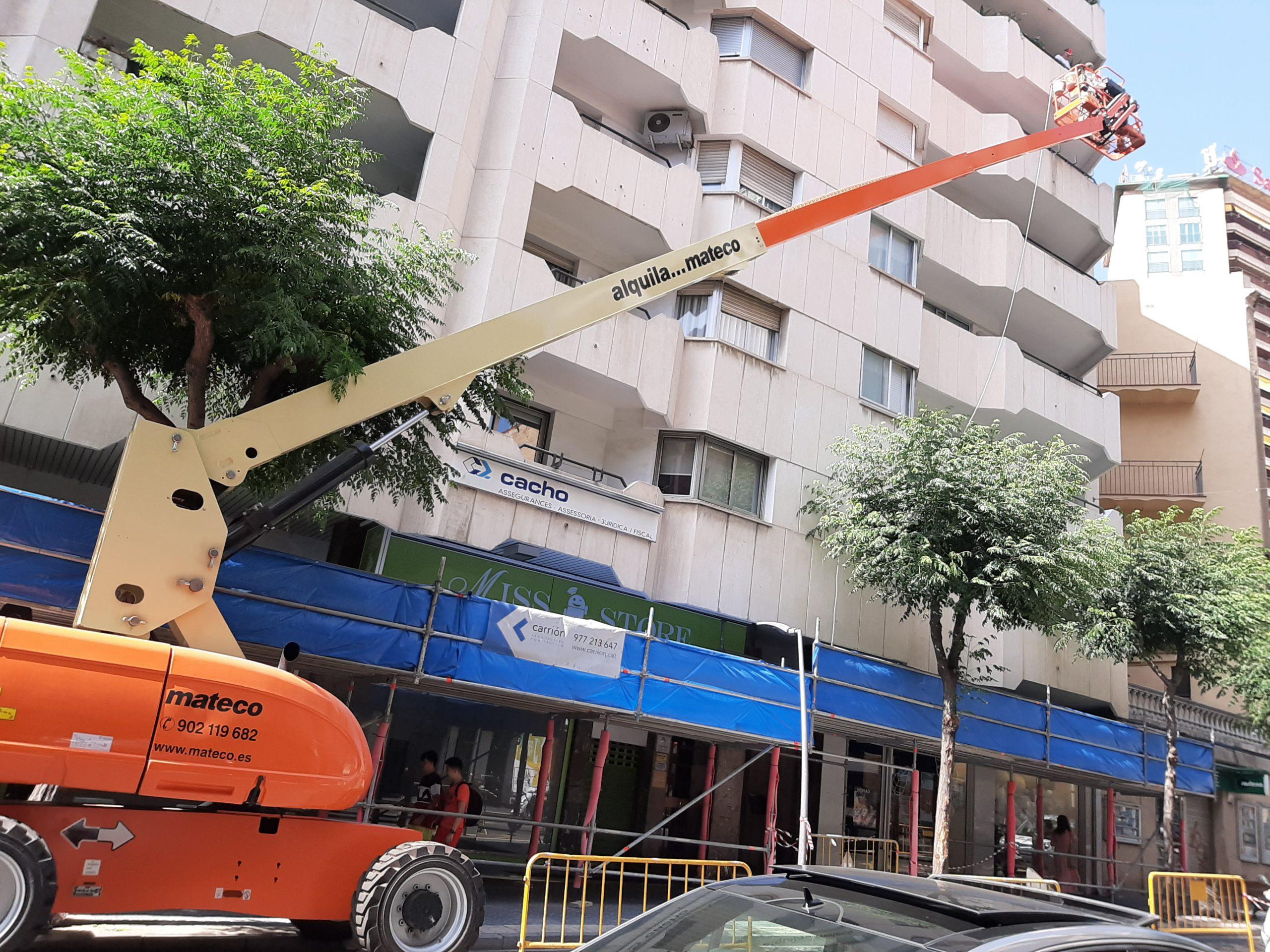 reforma fachada tarragona