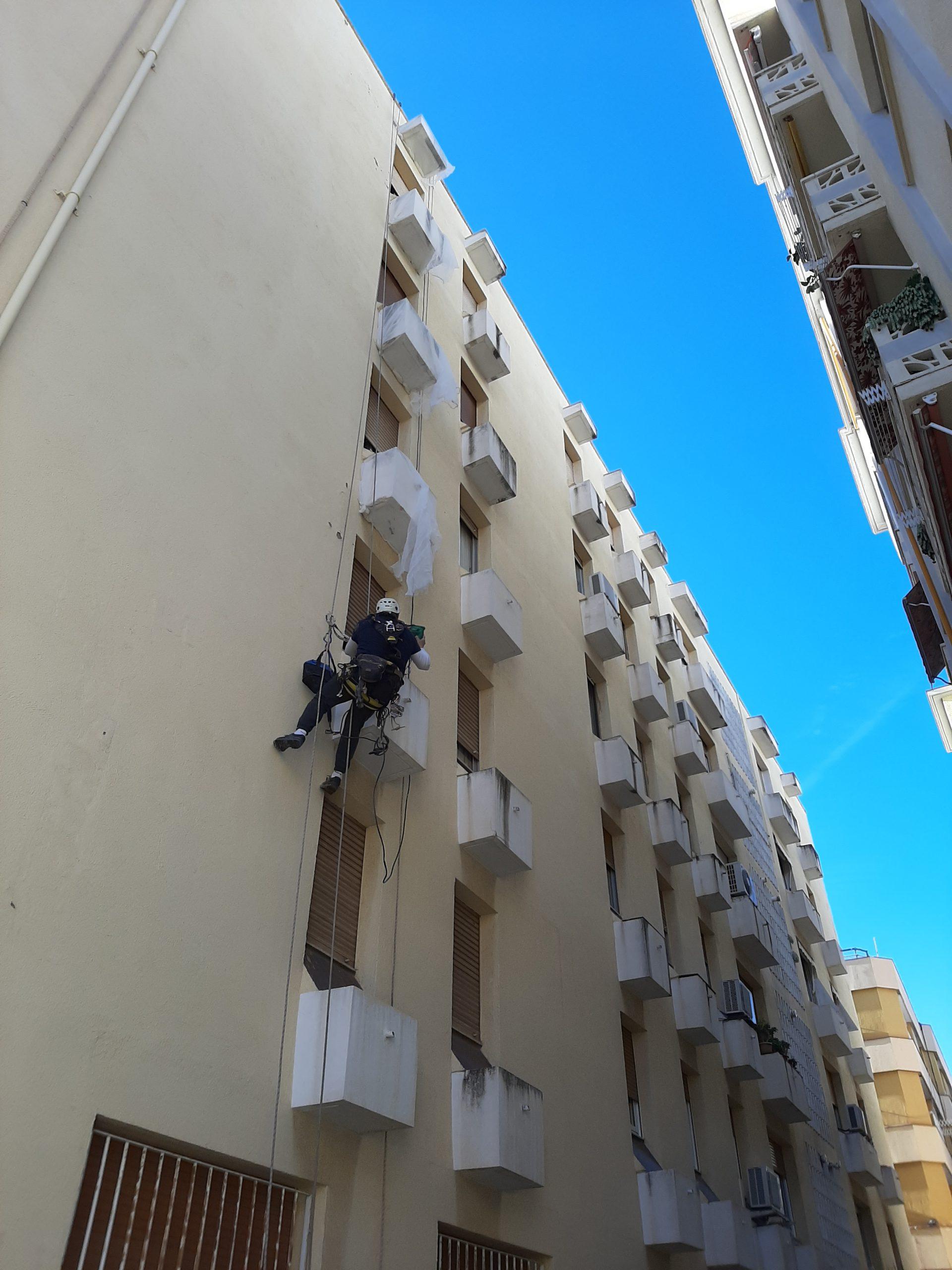 protecció balconeres