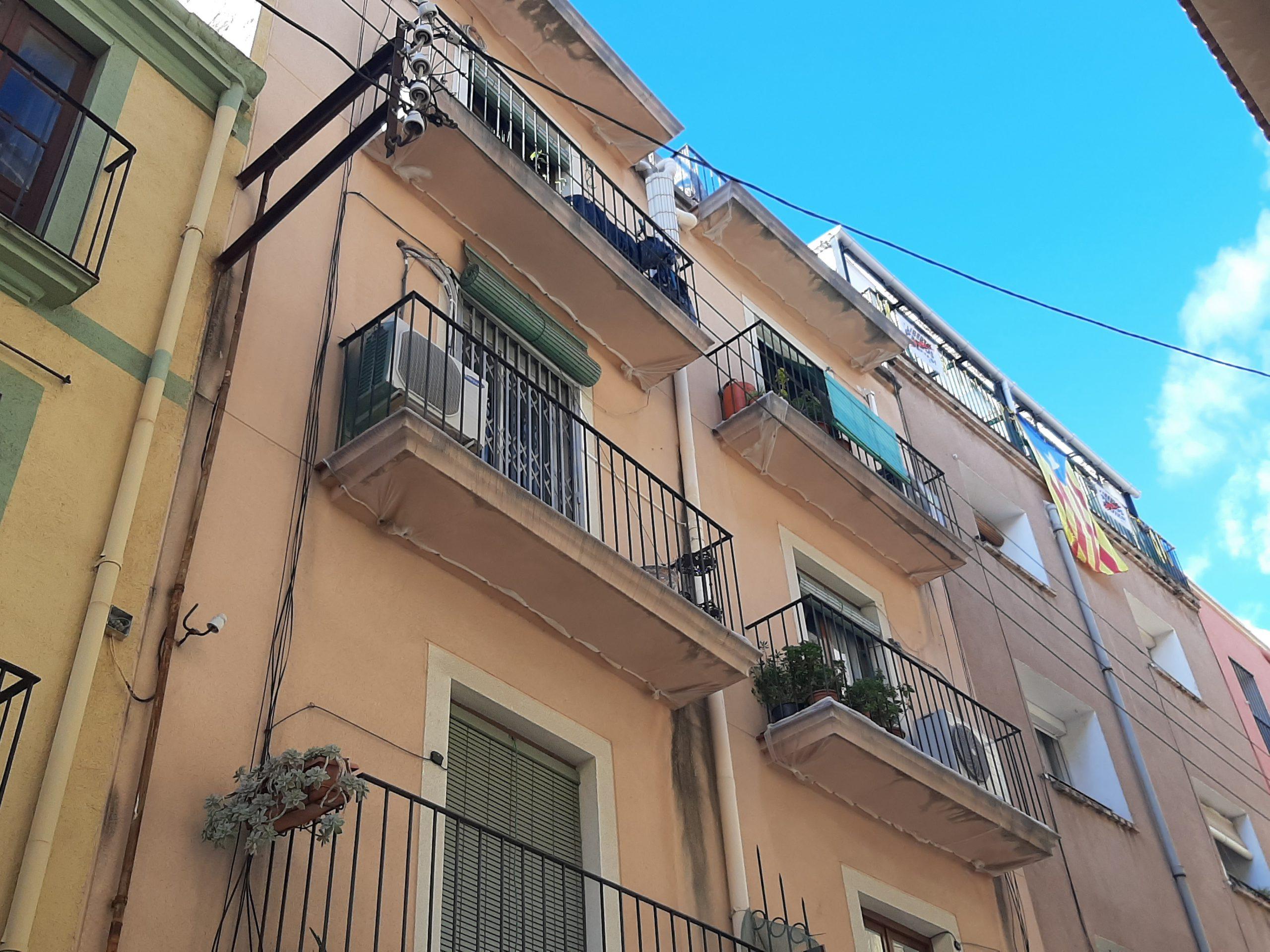 protecció balcons