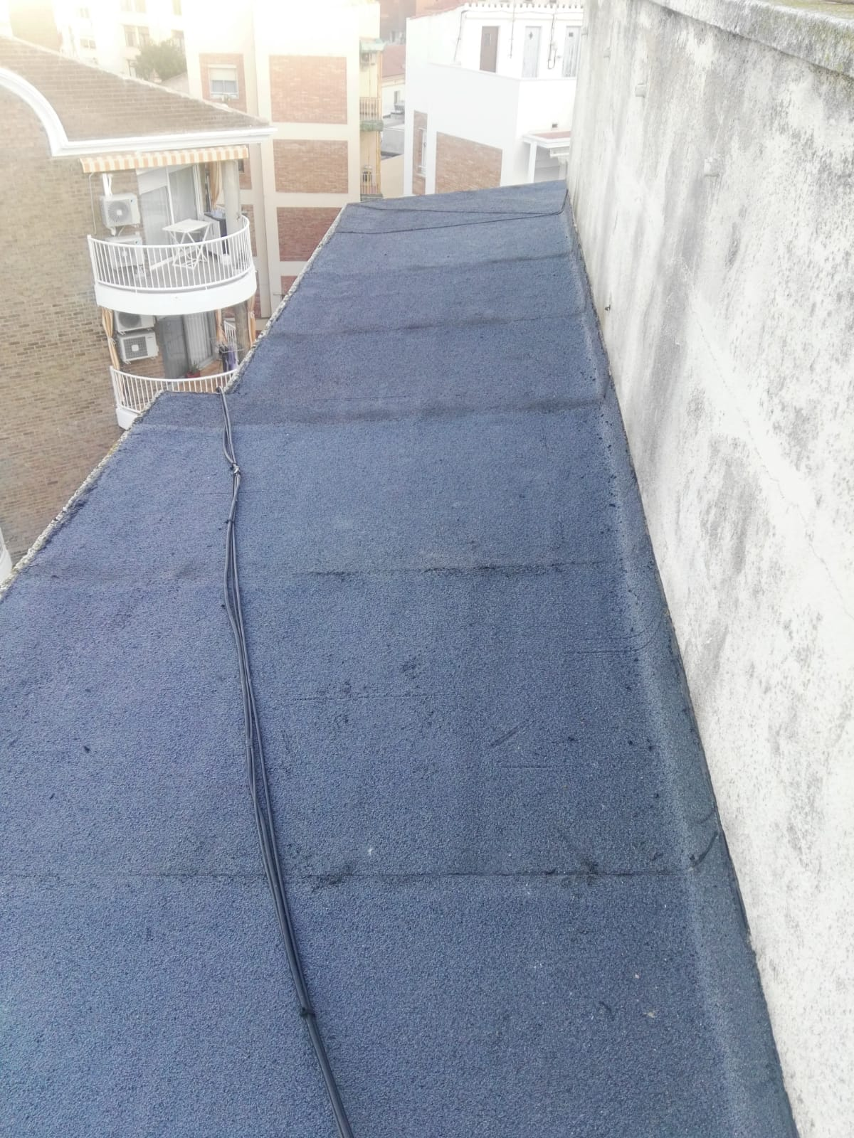 impermeabilització coberta