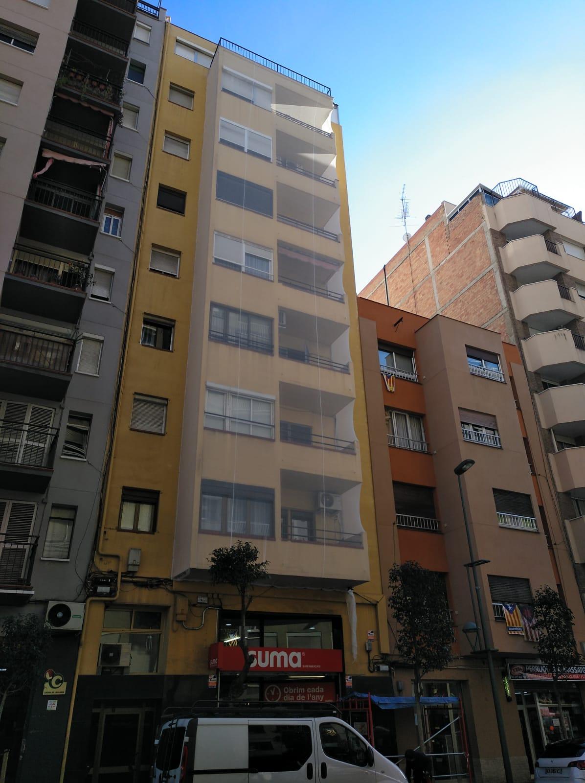protecció façana