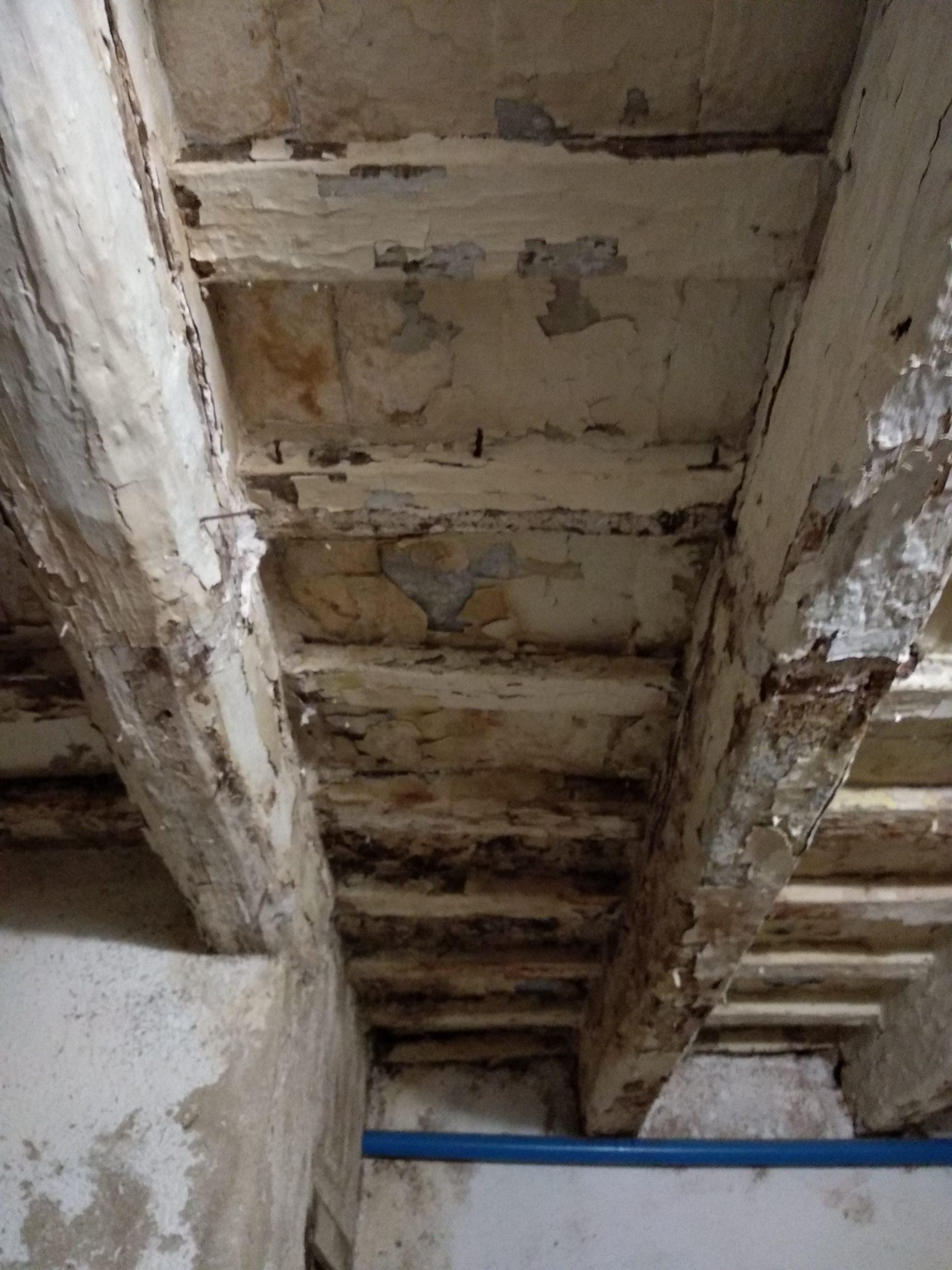 deteriorament fusta